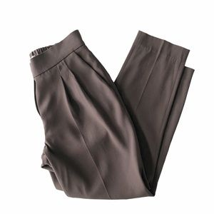 ARITZIA Babaton Cohen Cropped Pleated Dress Pant